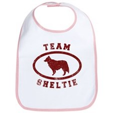 Team Sheltie Bib