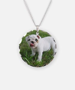 Bulldogs Necklace