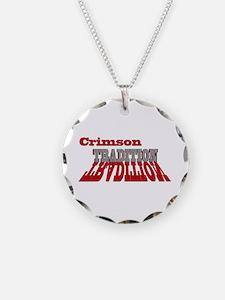 Crimson Tradition Necklace