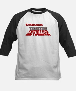 Crimson Tradition Kids Baseball Jersey