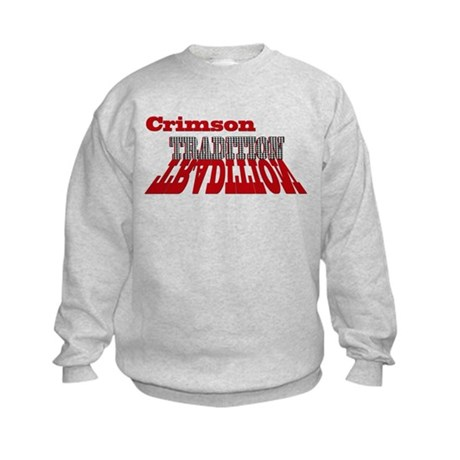 Crimson Tradition Kids Sweatshirt