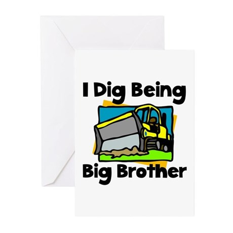 Being Big Brother Greeting Cards (Pk of 20)