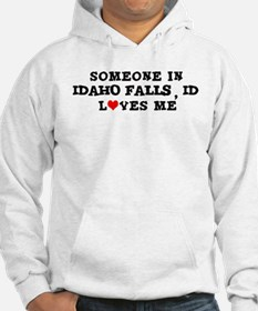 Someone in Idaho Falls Hoodie