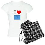 I Heart Photo t-shirt shop Women's Light Pajamas
