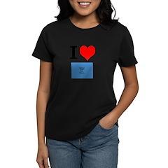 I Heart Photo t-shirt shop Tee