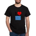 I Heart Photo t-shirt shop Dark T-Shirt