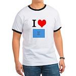 I Heart Photo t-shirt shop Ringer T
