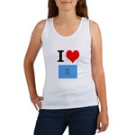 I Heart Photo t-shirt shop Women's Tank Top