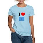 I Heart Photo t-shirt shop Women's Light T-Shirt