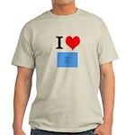 I Heart Photo t-shirt shop Light T-Shirt