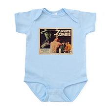White Zombie Infant Bodysuit