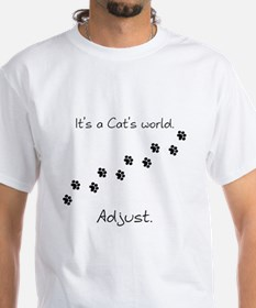 It's a cat's world Shirt