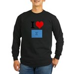 I Heart Photo t-shirt shop Long Sleeve Dark T-Shir