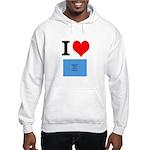 I Heart Photo t-shirt shop Hooded Sweatshirt
