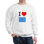 I Heart Photo t-shirt shop Sweatshirt