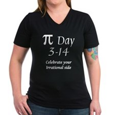 Pi Day - March 14 Shirt