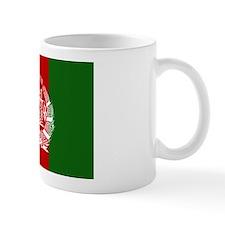 Afghanistan Flag Mug