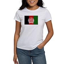 Afghanistan Flag Tee