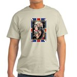 Rocketship Empires 1936 Ash Grey T-Shirt