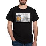 Rocketship Empires 1936 Black T-Shirt