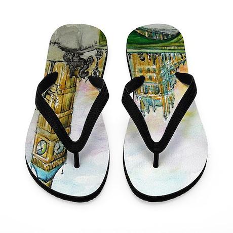 Big Ben Flip Flops