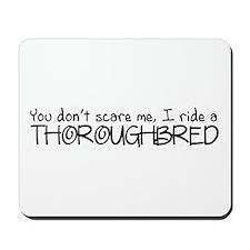 Thoroughbred Mousepad
