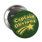 Captain Obvious Button