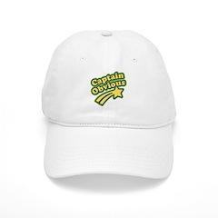 Baseball Captain Obvious Baseball Cap