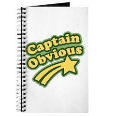 Captain Obvious Journal
