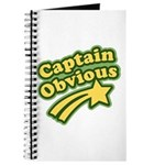 Captain Obvious Journal