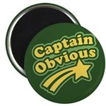 Captain Obvious Magnet