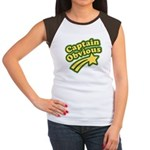 Captain Obvious Women's Cap Sleeve T-Shirt