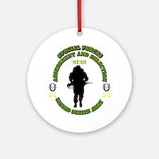 SOF - SFAS Ornament (Round)