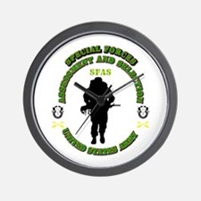SOF - SFAS Wall Clock