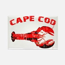 Cape Cod Lobster Rectangle Magnet