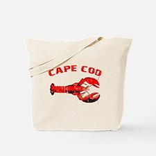 Cape Cod Lobster Tote Bag