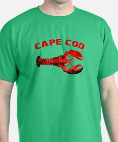 Cape Cod Lobster T-Shirt