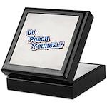 Go Pooch Yourself Keepsake Box
