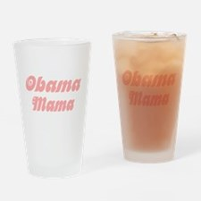 OBAMA MOMA: Drinking Glass