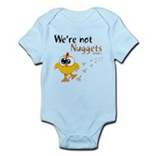 We're not Nuggets - Infant Bodysuit