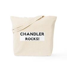 Chandler Rocks! Tote Bag