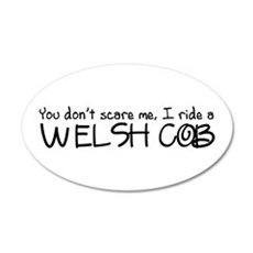 Welsh Cob Wall Decal