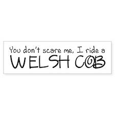 Welsh Cob Car Sticker