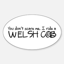 Welsh Cob Decal