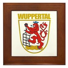 Wuppertal Framed Tile