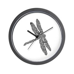 Be The Magic 2011 Wall Clock