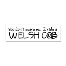 Welsh Cob Car Magnet 10 x 3