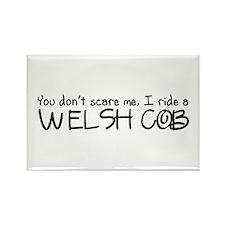 Welsh Cob Rectangle Magnet (100 pack)