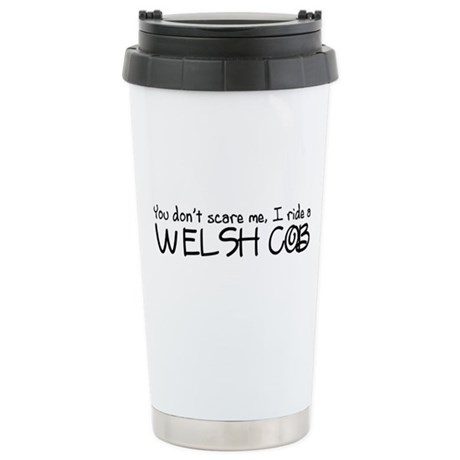 Welsh Cob Stainless Steel Travel Mug