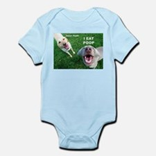Yaay Poop! Infant Bodysuit